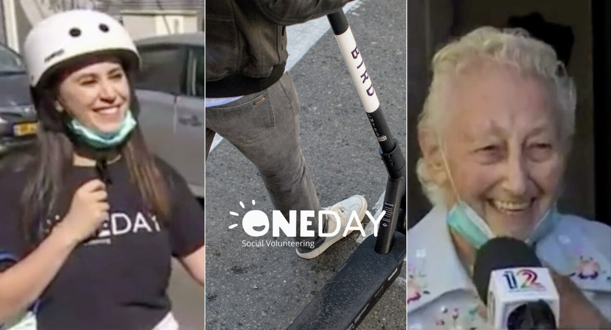 OneDay & Bird Partner to Deliver Food to Elderly During Lockdown